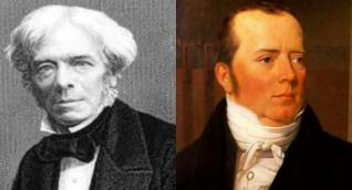 Experimentos de Faraday y Oersted